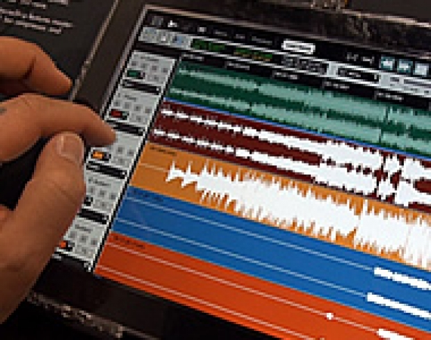 WAVEMACHINE LABS AURIA - APP DAW MULTI TRACCIA AUDIO PER iPAD