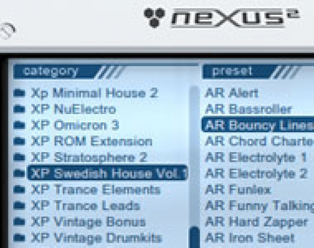 REFX NEXUS 2.4.1 ESPANSIONI SWEDISH HOUSE E HIP HOP