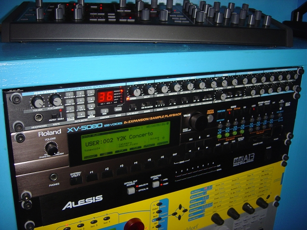 Novation Super Bass Station synth a rack dedicato ai bassi
