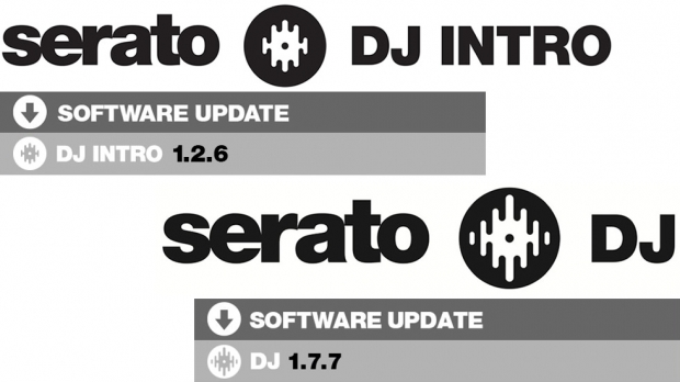 SERATO DJ 1.7.7 E DJ INTRO 1.2.6 UPDATE