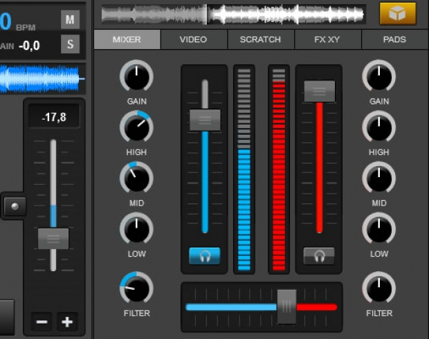 Virtual DJ 8 Sandbox