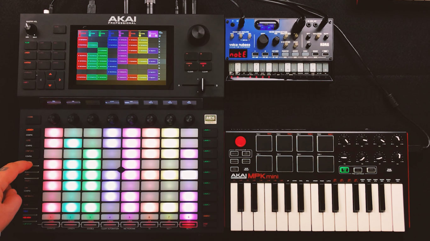AKAI PROFESSIONAL FORCE - RECENSIONE E TUTORIAL