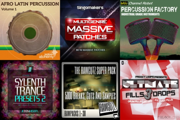 LOOPMASTERS NEWS OTTOBRE 2013: SAMPLE, LOOP E PATCH