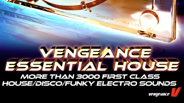 VENGEANCE SAMPLEPACK ESSENTIAL HOUSE VOL.4