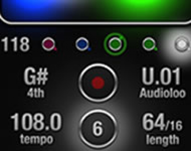 KORG iKaossilator versione 2.1 per iPhone iPad